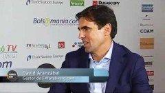 Entrevista con David Aranzábal