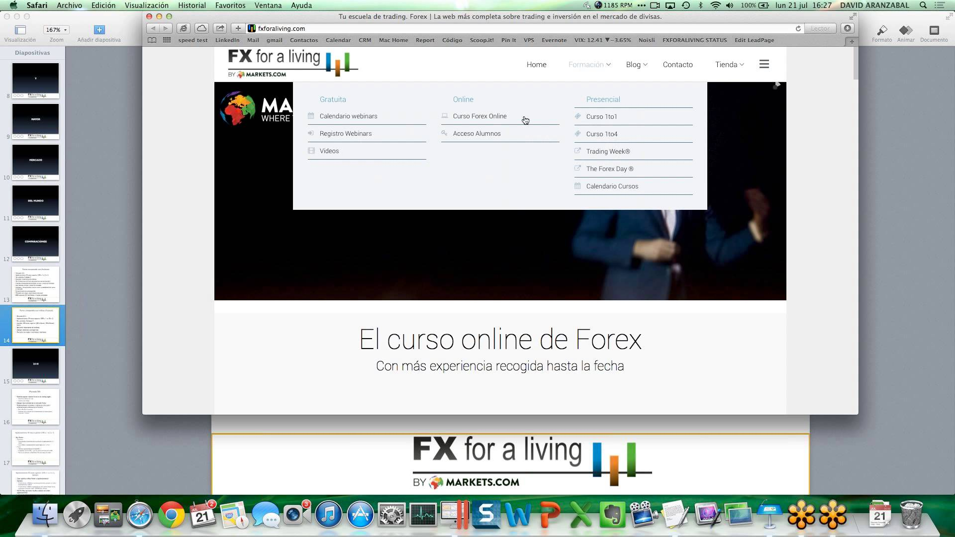 Wall st forex