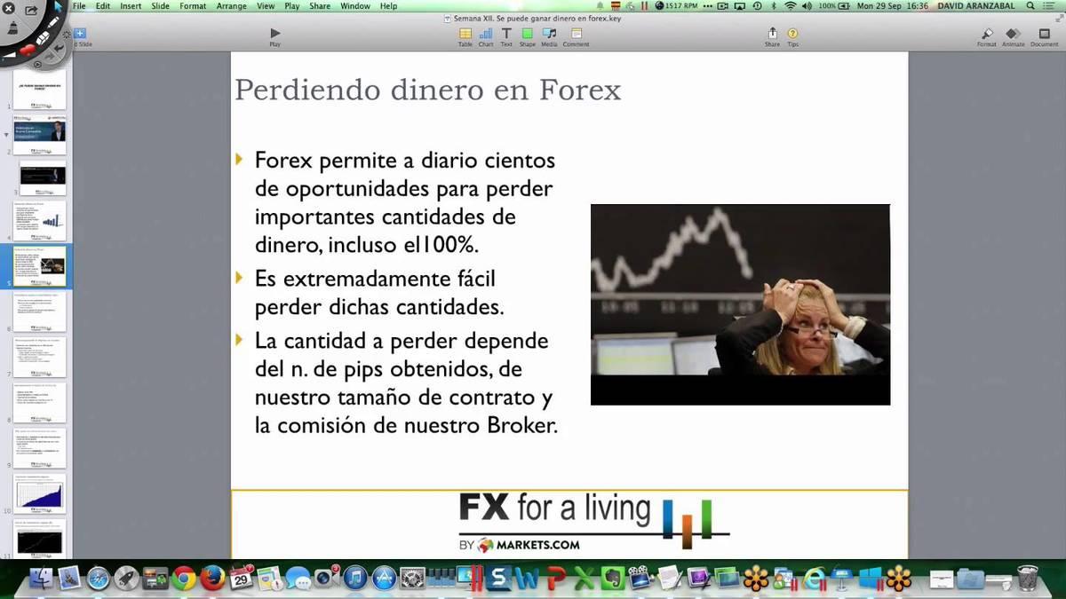 Forex se gana dinero