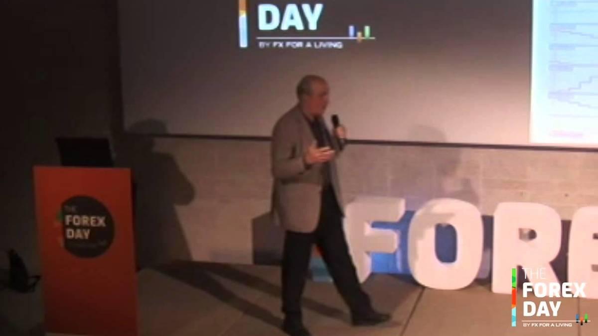 """Ron Schelling """"El Hedging perfecto"""" en Forex Day"""