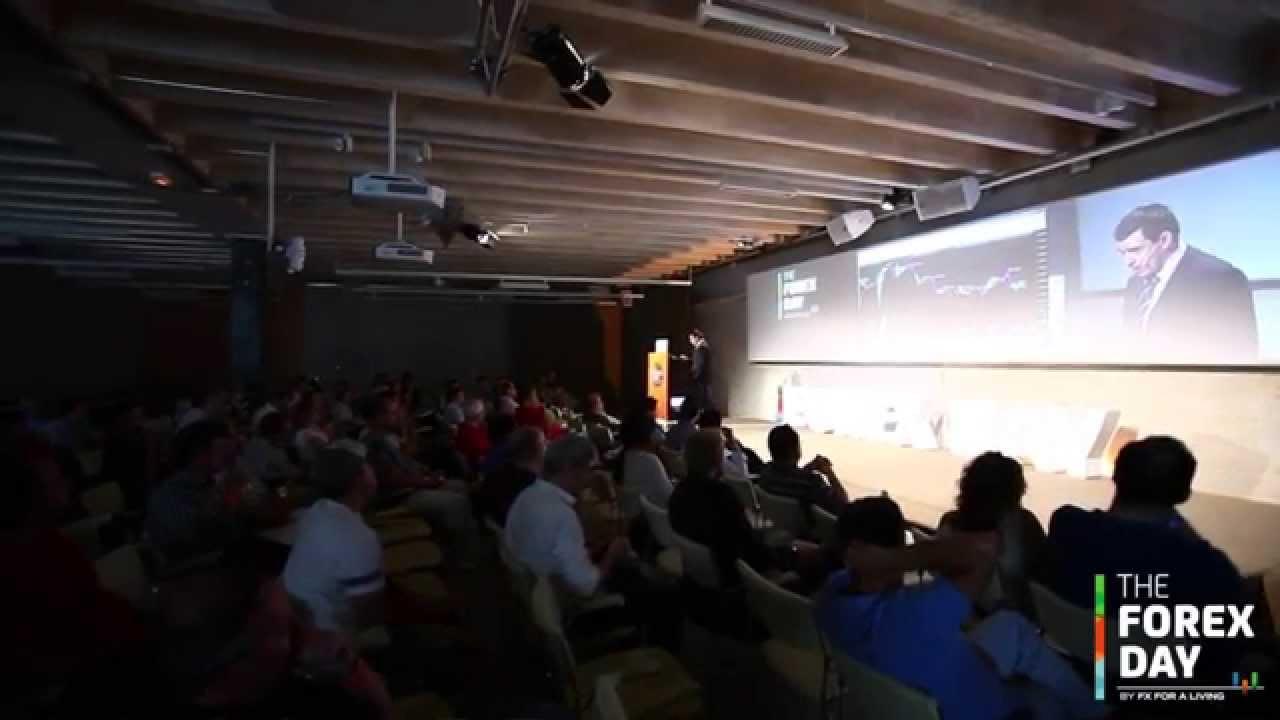 """Sergi Sánchez """"Desarrollo de Sistemas de Trading ganadores"""" en Forex Day"""