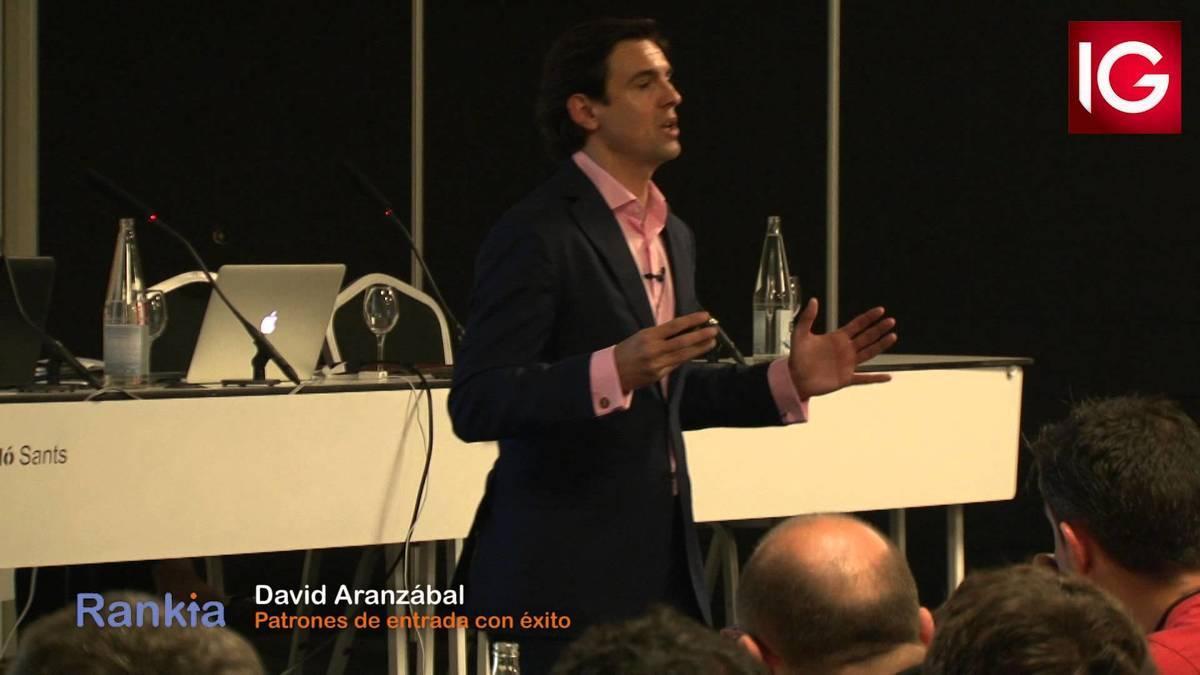 Conferencia Gratuita – Patrones de entrada con éxito