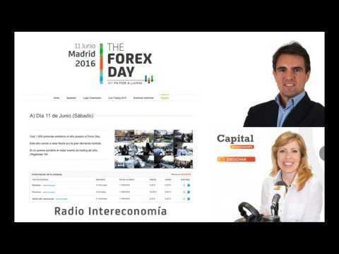 Susana Criado (Radio Intereconomía) presenta forexday