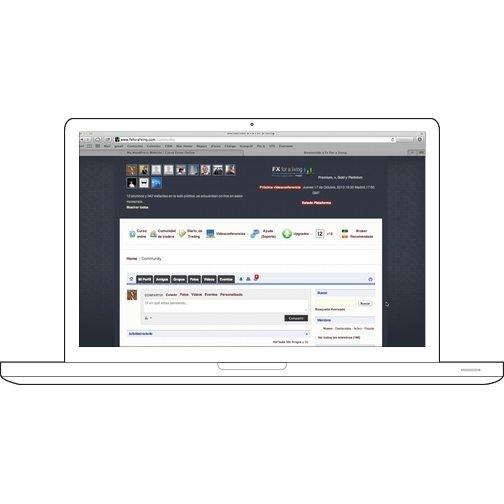 Curso forex online