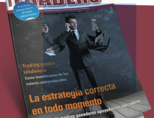 ¡Consigue La Revista TRADERS' IMPRESA en tu domicilio!