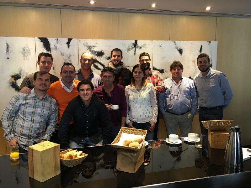 Grupo de Trading en Vivo Accelerator 2.0