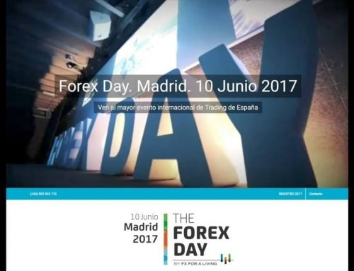 Gestiona Radio presenta Forex Day como el mayor evento de Forex, por David Aranzabal