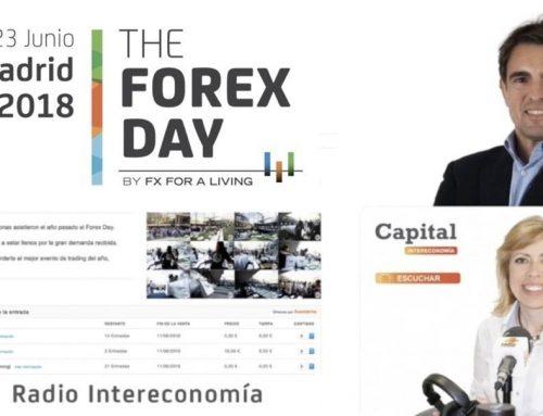 David Aranzabal entrevistado en Radio Intereconomía